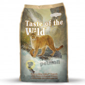 Taste of the Wild Canyon River Feline Formula with Trout and Smoked Salmon Храна за котки с пъстърва и пушена сьомга 6,8 кг