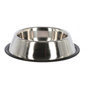 Метална купа за храна и вода Kerbl Stainless Steel Bowl