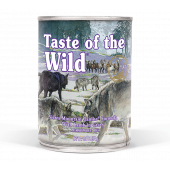 Консервирана храна Taste of The Wild  Sierra Mountain Canine Formula с прясно агнешко месо