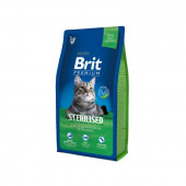 Brit Premium Adult  Sterilized 8кг