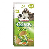 Versele Laga Crispy Biscuits for Small Animals with Vegetables бисквити за гризачи със зеленчуци 6бр.