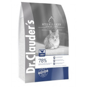Dr . Clauder '' s Super Premium Cat Senior  Light Sterilized