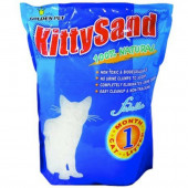 Силиконова котешка тоалетна Valenger Kitty Sand 3.8 л. - с натурален аромат