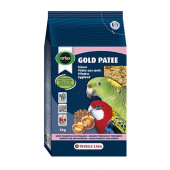 Versele Laga Orolux Gold Patee for Parakee and Parrots мека храна за средни и големи папагали