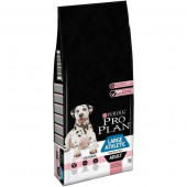 Purina PRO PLAN Adult Large Sensitive сьомга 14кг. OPTIDERMA