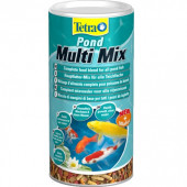 Tetra Pond Multi Mix Храна за езерни рибки 1л