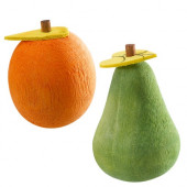 Ferplast Wooden Fruits играчка за малки животни 4х6,5см.