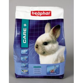 Храна за зайци BEAPHAR CARE+ 250гр.