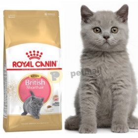 Суха храна за котки Royal Canin KITTEN BRITISH SHORTHAIR