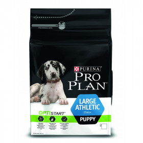 Суха храна за куче Purina PRO PLAN Dog Large Puppy Athletic пиле 12кг.